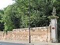 Boundary wall to Carshalton House along Pound Street.jpg