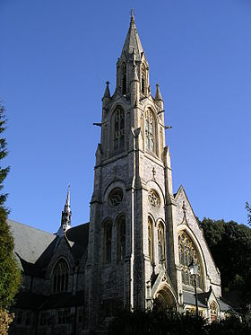Bournemouth Richmond Hill church.jpg