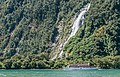 Bowen Falls in Fiordland National Park 15.jpg