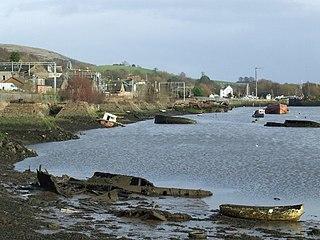 Bowling, West Dunbartonshire Human settlement in Scotland