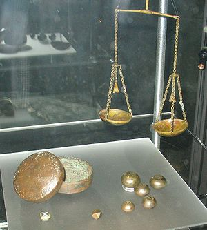 Einarr Helgason - Viking Age scales