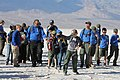 Boy Scouts and Cub Scouts in Badwater Basin.jpg