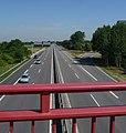Brücke über die autobahnartig ausgebaute B 9 - panoramio.jpg