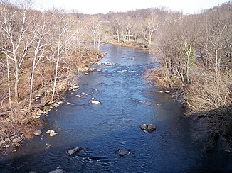 Brandywine Creek bei Wilmington
