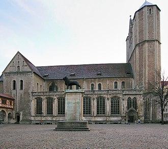 Brunswick Cathedral - Image: Braunschweig Dom
