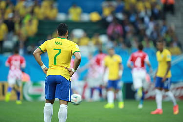 Brazil and Croatia match at the FIFA World Cup 2014-06-12 (49).jpg