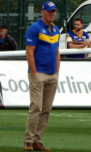 Brian McDermott (rugby league) - Image: Brian Mc Dermott
