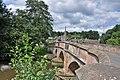 Bridge over the River Manifold - Ilam - geograph.org.uk - 1458175.jpg