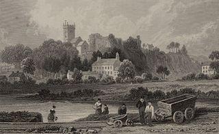 Bridgend, Glamorganshire