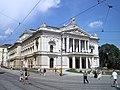 Brno, Město Brno, Malinovského náměstí, Mahenovo divadlo.jpg