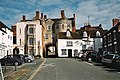 Broadgate and The Wheatsheaf Inn Ludlow - geograph.org.uk - 922935.jpg