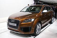 Audi Q7 – Wikipedija