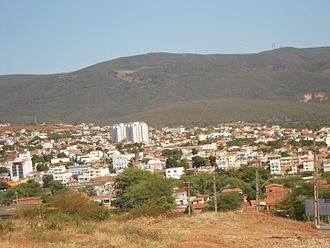 Brumado - Image of the center and neighborhood of São Félix.