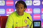 Bruno alves Euro 2012 press conference2