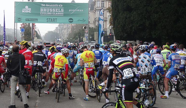 Bruxelles et Etterbeek - Brussels Cycling Classic, 6 septembre 2014, départ (B2).JPG