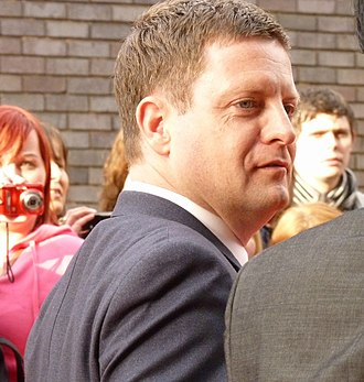 Bryan Kirkwood (producer) - Kirkwood in 2011