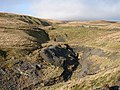 Bryn Daith mine workings - geograph.org.uk - 914704.jpg