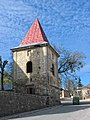 Brzerzany kosciol Rizdva belltower IMG 1244 61-105-0005.jpg