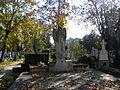 Bucuresti, Romania, Cimitirul Bellu Catolic, (ingerul in toamna 2013) (1).JPG