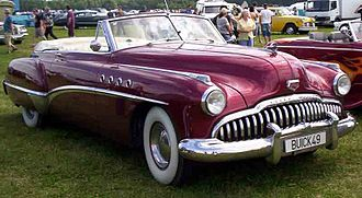 Buick Roadmaster - 1949 Buick Roadmaster convertible