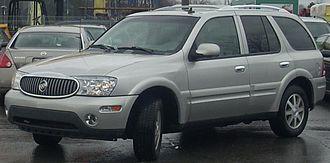 Buick Rainier - 2006–2007 Buick Rainier