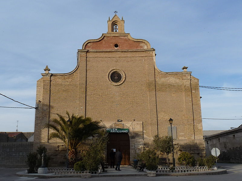 File:Bujaraloz - Ermita Virgen de las Nieves.jpg