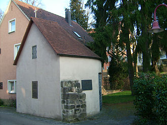 Bulgarians in Germany - Bulgarian Orthodox chapel in Ellwangen, Baden-Württemberg