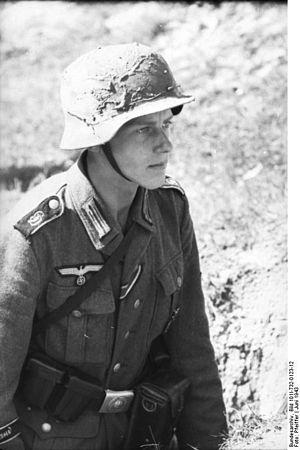 Schütze - Schütze Div. Großdeutschland (1943)