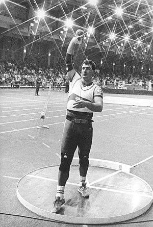 Ulf Timmermann - Ulf Timmermann in 1989