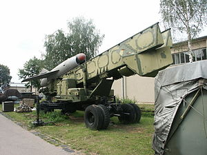 KS-1 Komet - Sopka land-based launcher variant