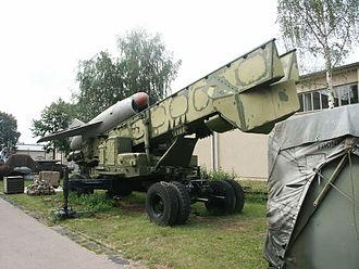 KS-1 Komet - Sopka land-based launcher variant