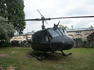 Helicopter Wing 64 - Bell UH-1D