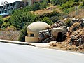 Bunkier przy drodze do Plaki - panoramio.jpg
