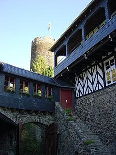 Bischofstein Castle (Germany) castle