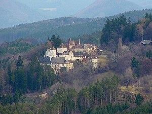 Wurmbrand-Stuppach - Steyersberg Castle, Lower Austria