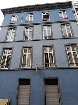 Burgstraße in Koblenz