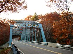 Butts Bridge Over Quinebaug River, Canterbury, CT.JPG