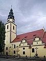 Bystrzyca Kłodzka. Kościół p.w. św. Michała Archanioła.JPG