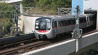 C-Train going to Yau Ma Tei.JPG