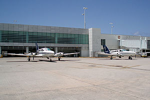 Cape Air - Two Cape Air Cessna 402C's in San Juan, PR
