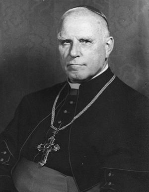 Jürgen Stroop - Bishop, later Cardinal, Count Clemens von Galen.