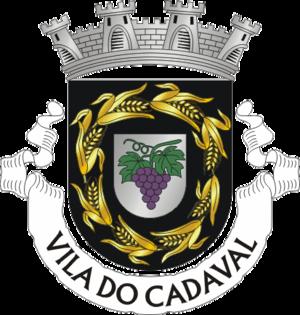 Cadaval - Image: CDV