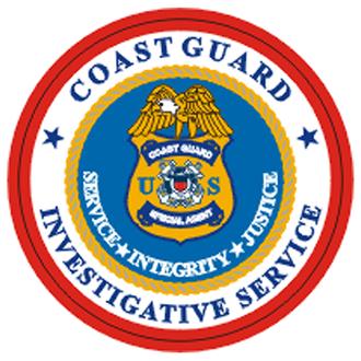 Coast Guard Investigative Service - Image: CGIS