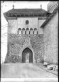 CH-NB - Montreux, Clarens, Château du Châtelard, vue partielle extérieure - Collection Max van Berchem - EAD-7245.tif
