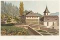 CH-NB - Thierachern, Pfarrhaus und Kirche - Collection Gugelmann - GS-GUGE-WEIBEL-D-135b.tif