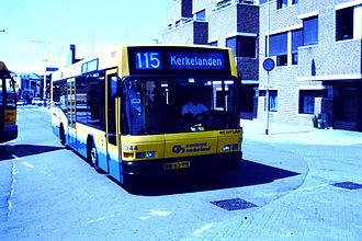 Neoplan N4009 - Image: CN 2044 III
