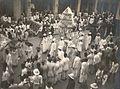 COLLECTIE TROPENMUSEUM De Chinese begrafenisstoet van de op 4 februari 1921 overleden majoor Tjong A Fie TMnr 60044404.jpg