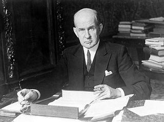 Andries Cornelis Dirk de Graeff Dutch politician (1872-1957)
