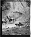 CONSTRUCTION OF MOON LAKE DAM, ca. 1934 - High Mountain Dams in Upalco Unit, Twin Pots Dam, Ashley National Forest, 10.1 miles North of Mountain Home, Mountain Home, Duchesne HAER UTAH,7-MOHO.V,1-M-15.tif
