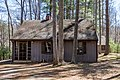 Cabin 18 at Fairy Stone State Park - 2 bedroom (26224810331).jpg